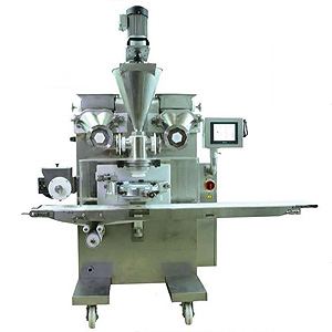 Auto Encrusting Machine with partical device
