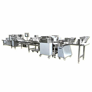 Pastry Production Line