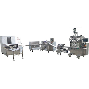 Quo Pao & Pastry Sheet Production Line