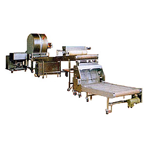 Spring Roll Skin Production Machine